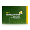Trimegavitals ravintolisä. Siberian linseed oil and omega-3 concentrate, 30 kapselia